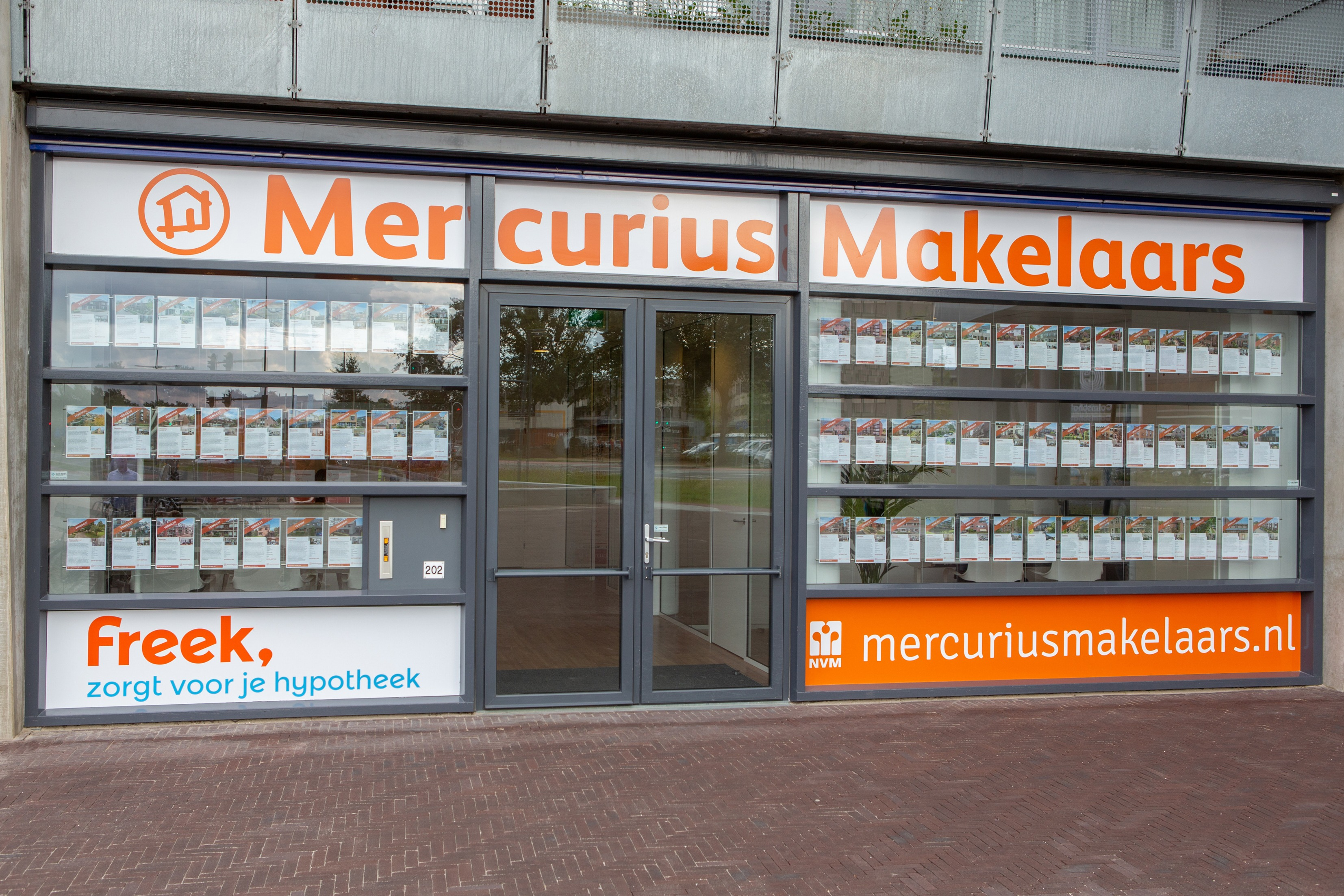 Mercurius Makelaars, de meest actieve makelaar in Deventer
