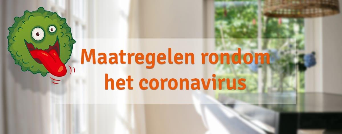 Welke maatregelen nemen wij als makelaar in Deventer tegen het coronavirus?