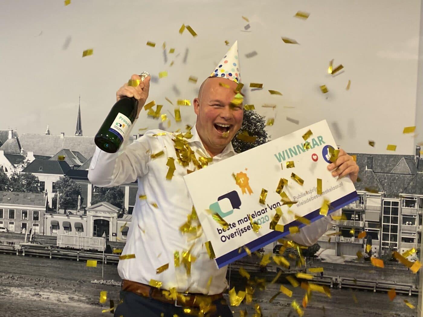 De beste makelaar van Overijssel in 2020 - Makelaar in Deventer